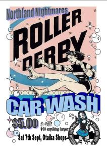 Car wash flyr Sept