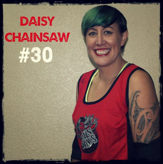 Daisy Chainsaw #30